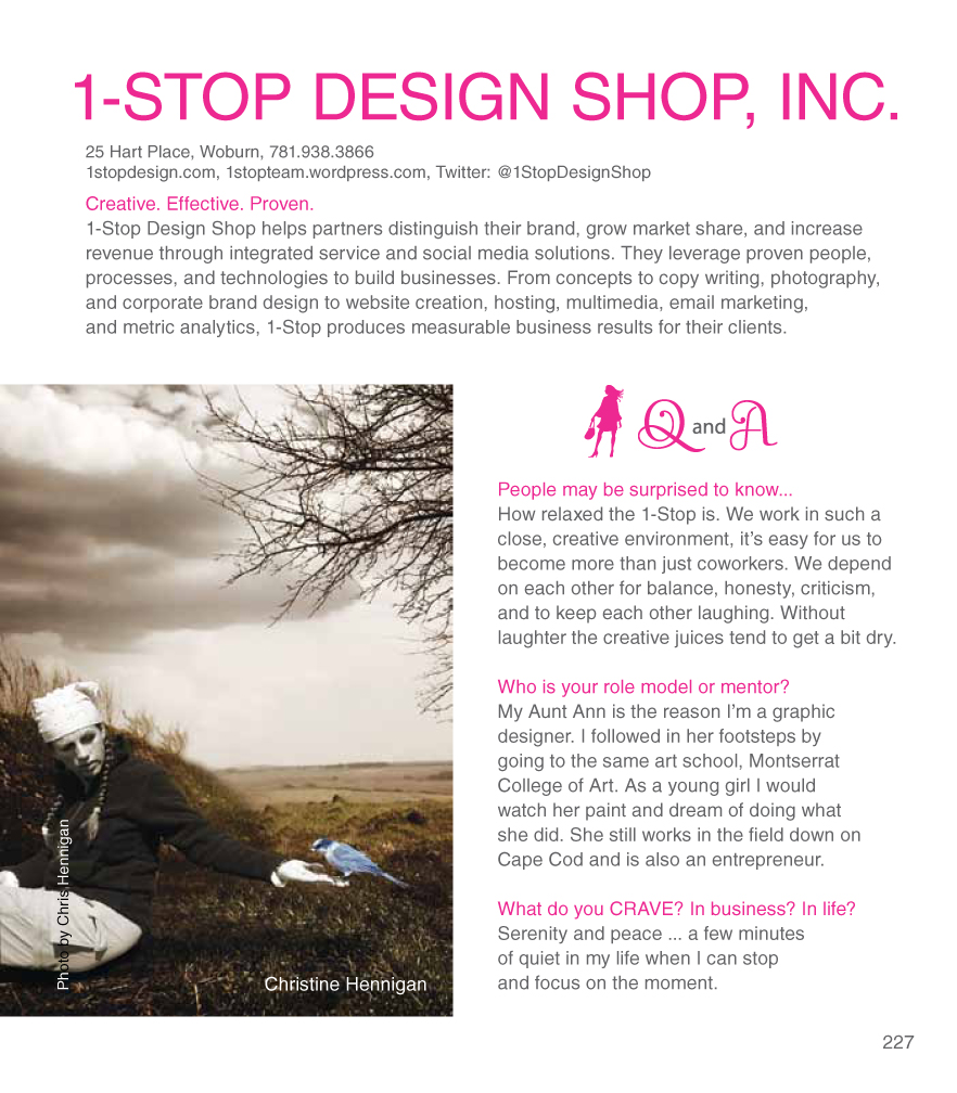 1-Stop Design Shop in Boston Crave