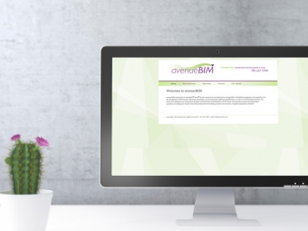 Avenue BIM – Website