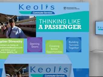 Keolis Commuter Rail – Tradeshow