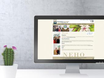 NEHO – Website