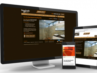 New Angle Glass – Website