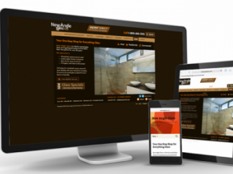 New Angle Glass – Website