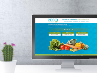 RESO Your Life – Website