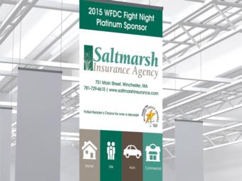 Saltmarsh Insurance Agency – Banner