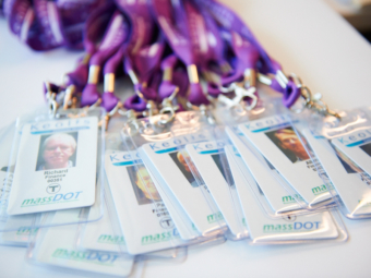 Keolis Commuter Rail – Lanyards