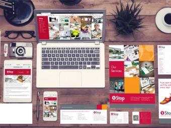 1-Stop Design – Branding
