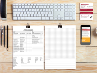 Roachbusters Inc. – Work Order NCR Forms