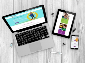 The After School Club – Website Redesign