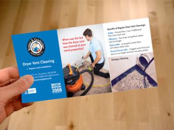 Boston & Cambridge Appliance Repair – Mailing Ads