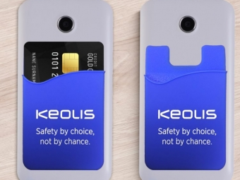 Keolis Commuter Services – Cell Phone Sleeve