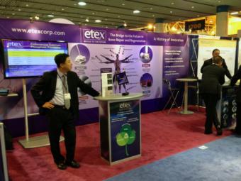 Etex – Tradeshow