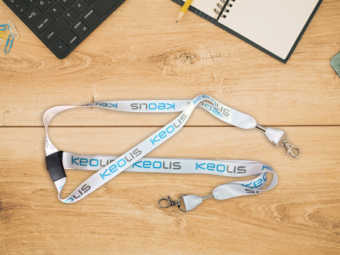 Keolis Commuter Services – Lanyards
