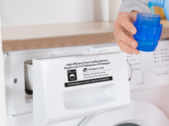 Boston & Cambridge Appliance Repair – Washing Machine Sticky Label