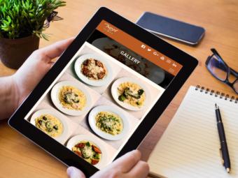 Twyrl Pasta Bistro Responsive Website