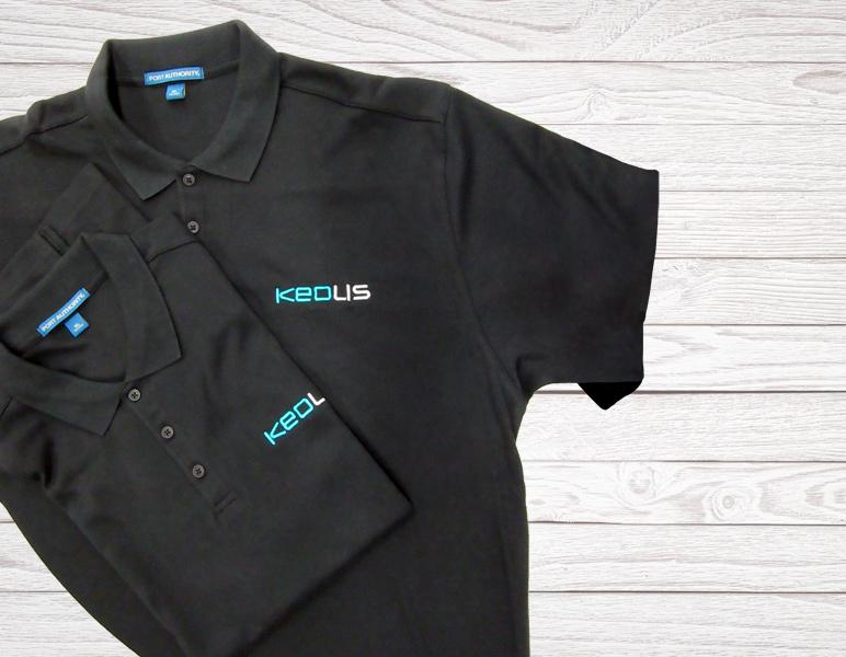 Keolis Black Polo Shirts