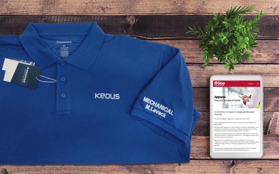 Keolis Polo Shirt