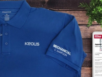 Keolis Commuter Rail – Embroidered Polo Shirts