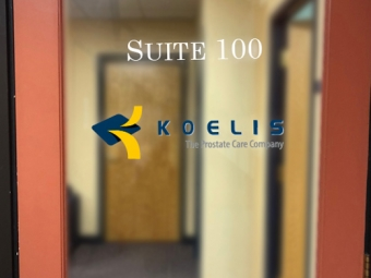 Koelis – Vinyl Decal Door Logo