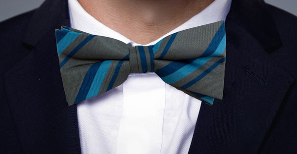 Keolis Commuter Rail Boston bow tie
