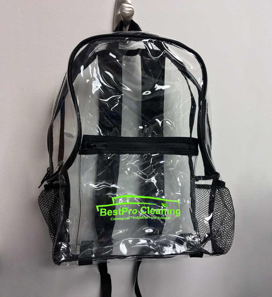 Clear Backpack Best Pro