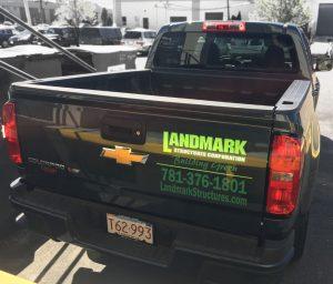 Landmark Truck Vinyl
