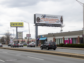 A1 Exterminators Billboards